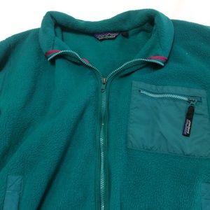 Patagonia fleece jacket Size M